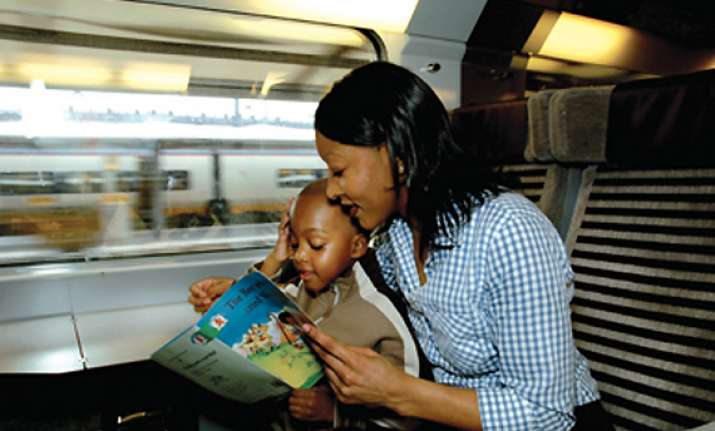 parents prefer train travel to understand kids better see