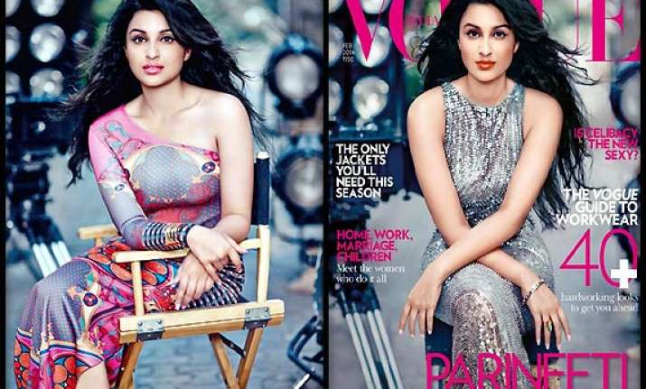 parineeti chopra poses sensuously for vogue s feb cover see