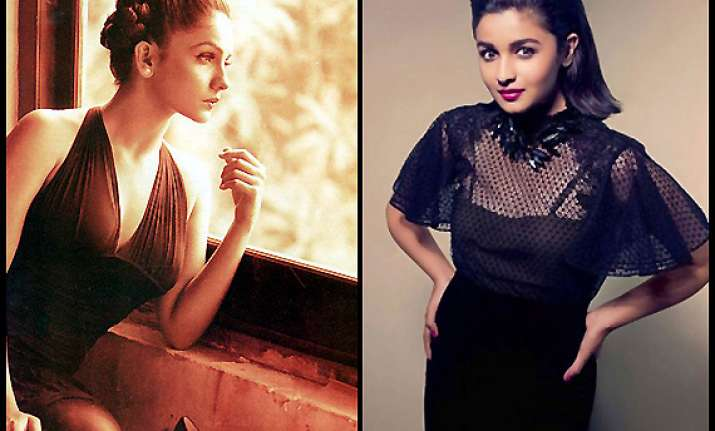 pooja bhatt had boldest fashion sense alia see hot pics of