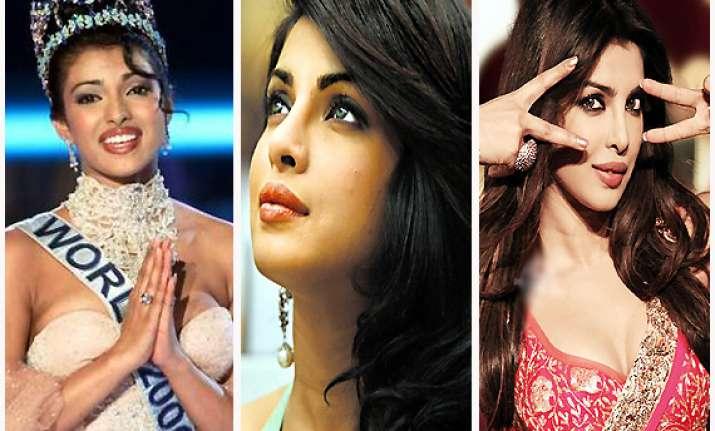 priyanka chopra from miss world to bollywood s style diva