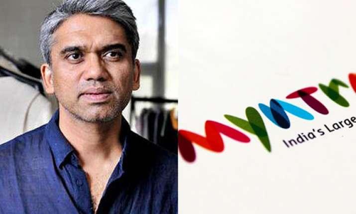 myntra.com teames up with designer rajesh pratap for retail