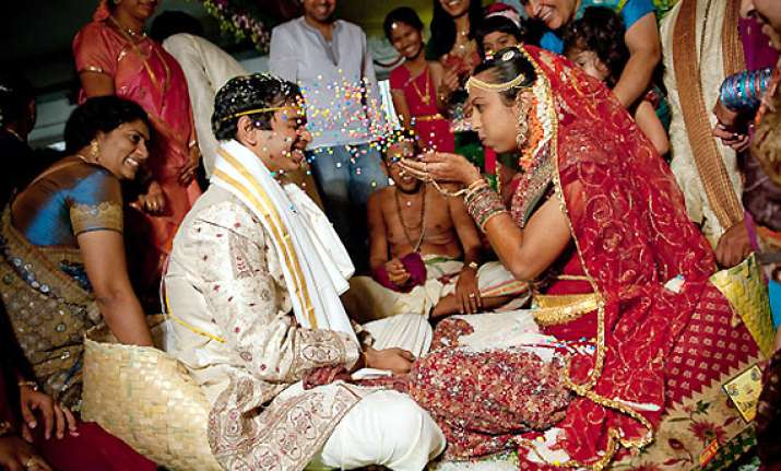 caste no bar in marriage for indian men women