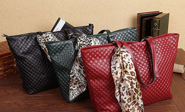 rev up office fashion with stylish leather bags