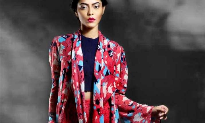 lakme fashion week 2014 kolkata designer to bring new age