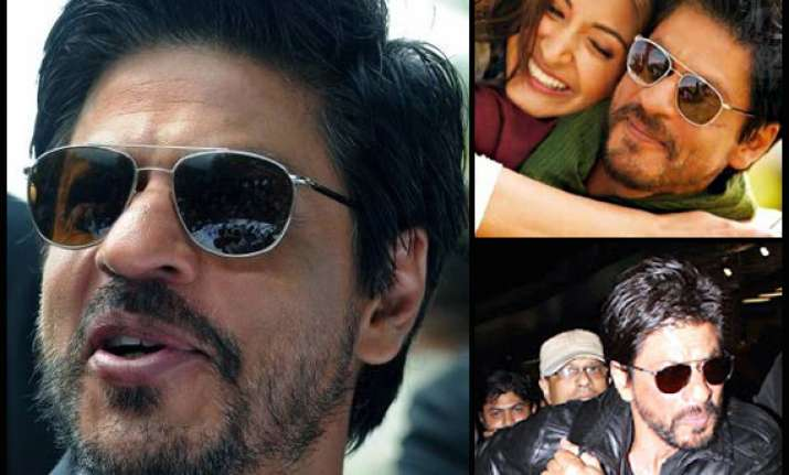 shah rukh khan voted best celebrity in rugged look view pics
