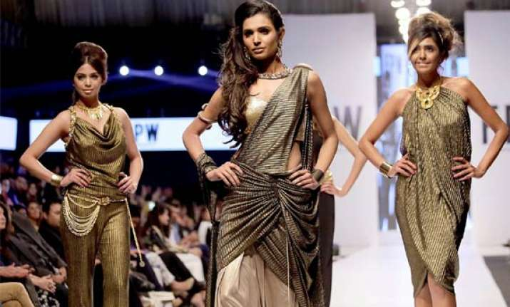 pakistan fashion week 2014 shehla chatoor shows of