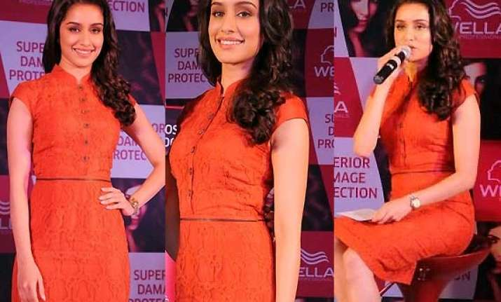 sizzling shraddha kapoor reveals secret to her luscious