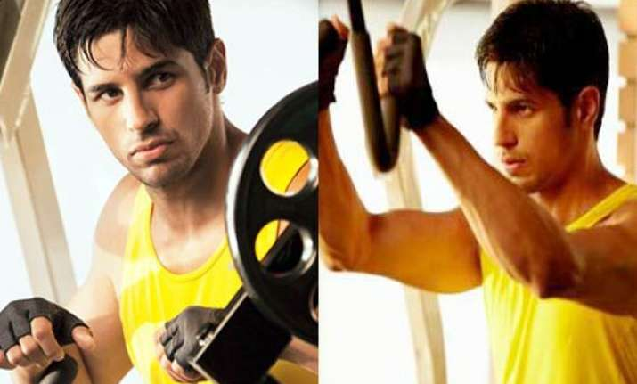 sidharth malhotra doles out fitness secrets see pics