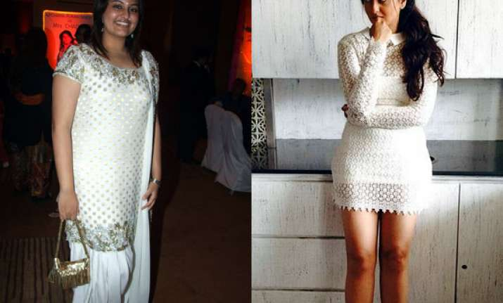 sonakshi sinha birthday special from a flabby fashion