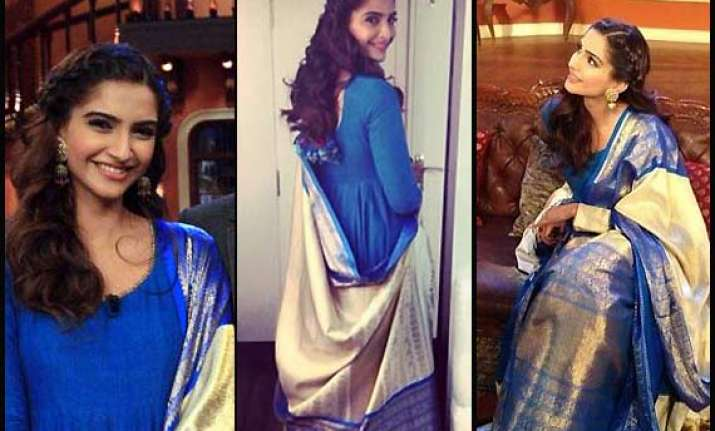 sonam kapoor finds gaurang s creations timeless and