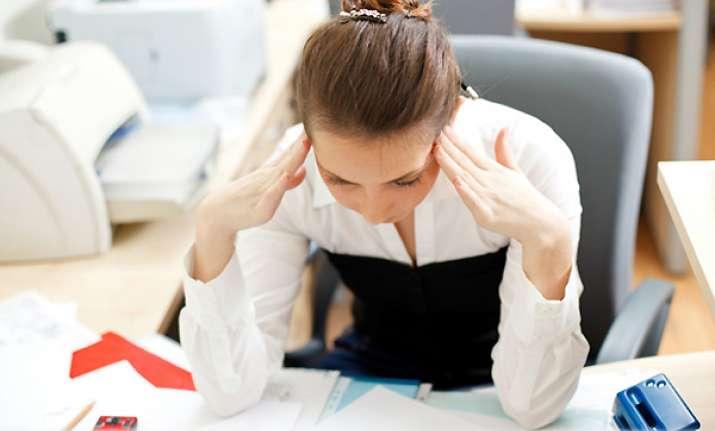stressful job might take life