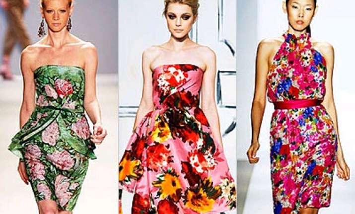 summer fashion go for pastel shades