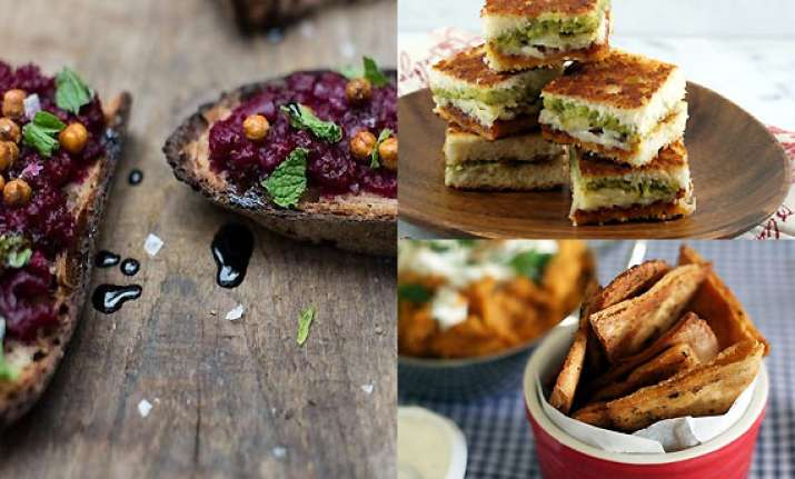 tastiest party snacks quick and easy recipes view pics