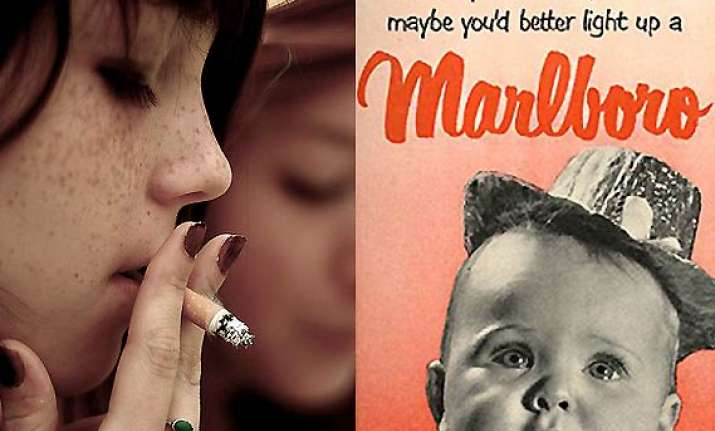 tobacco ads influencing young kids see pics