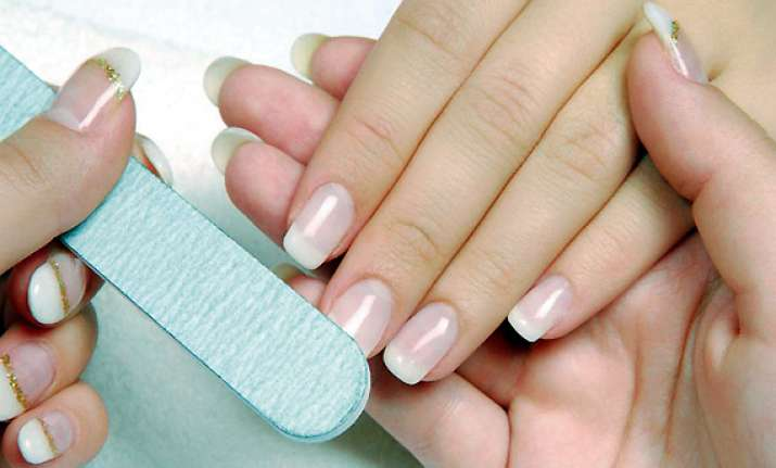 top five ways to make nails healthy