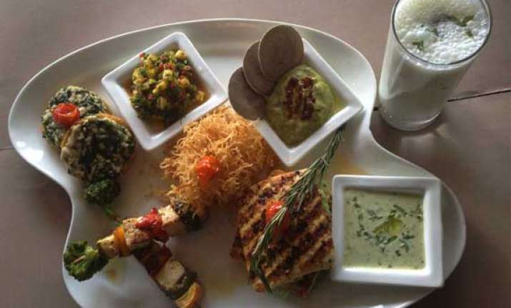 navratri special try indian european oriental flavours view