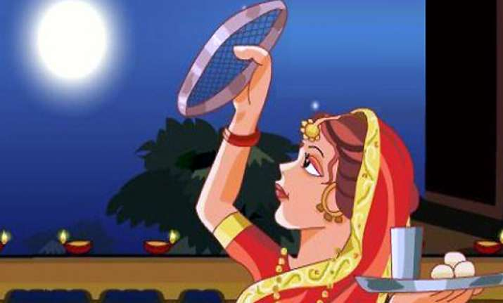 unknown facts about karva chauth view pics