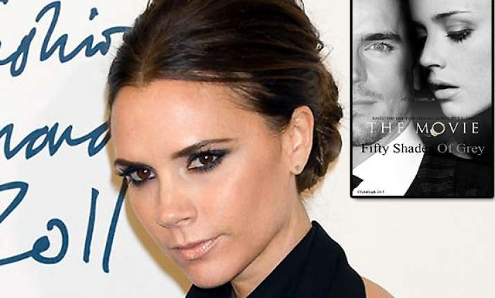 victoria beckham to design outfits for fifty shades...