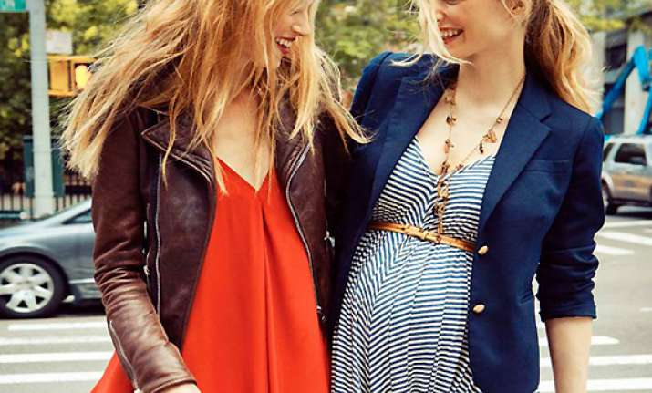 want to look trendy with baby bump here s how