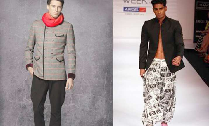 winter fashion for men try bandhgalas angrakhas