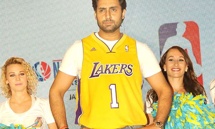 abhishek bachchan announces launch of nba online store see