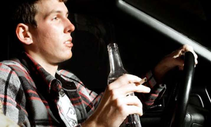 proven alcohol messes up night vision among drunk drivers