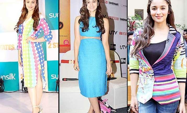 alia bhatt the emerging bollywood fashionista see her 2