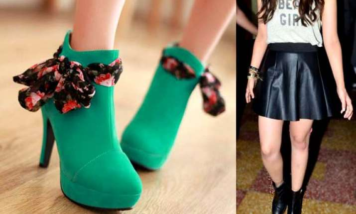 ankle boots must have footwear in autumn