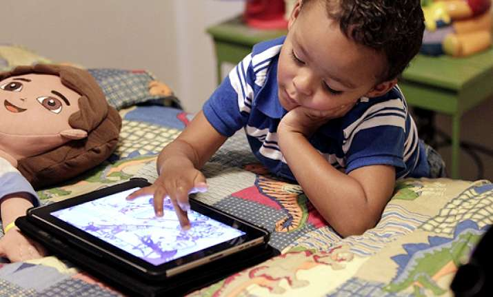know why touch screen gadgets are not healthy for your kid