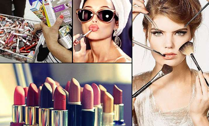 women waste beauty products worth 180 000 pounds