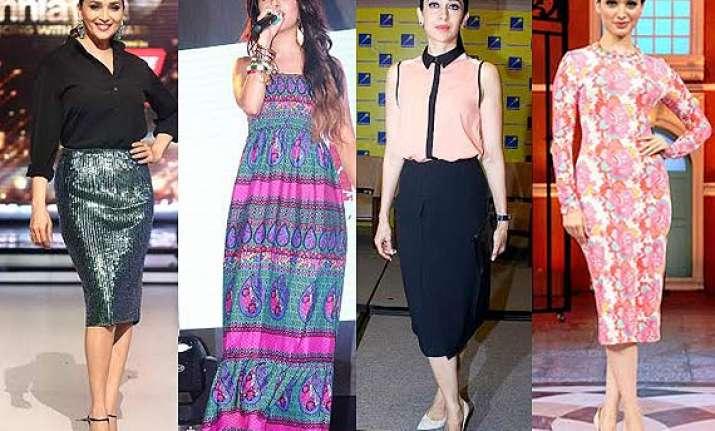 madhuri dixit to shraddha kapoor the best dressed divas of