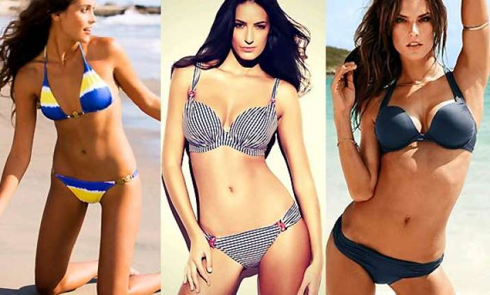 sexy bikinis for your body type see pics