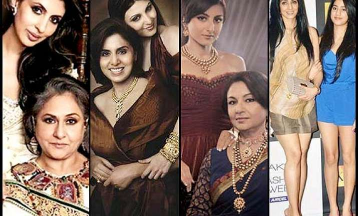 mother s day special sizzling mother daughter duos of