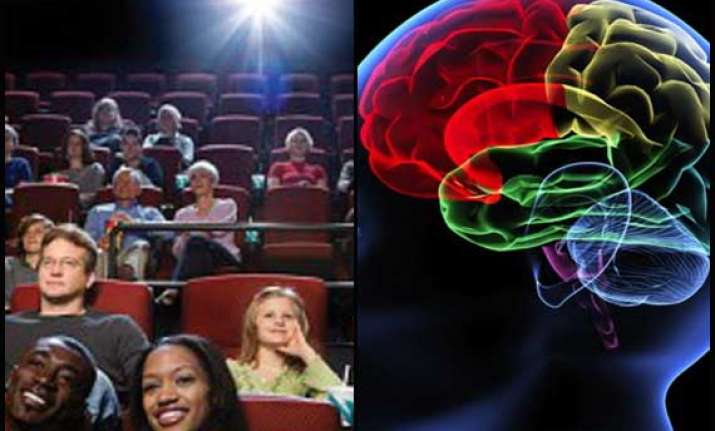 how watching movies synchronises viewers brains