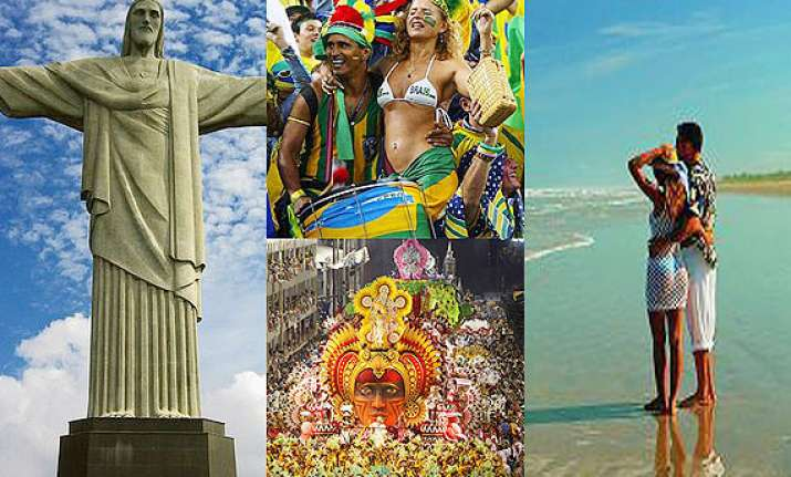 fifa world cup 2014 other attractions in brazil see pics