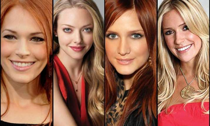 spring summer hair colour trends follow celebrities see pic