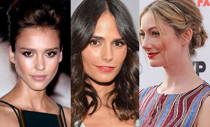 try celebs beauty trends to look glamorous see pics
