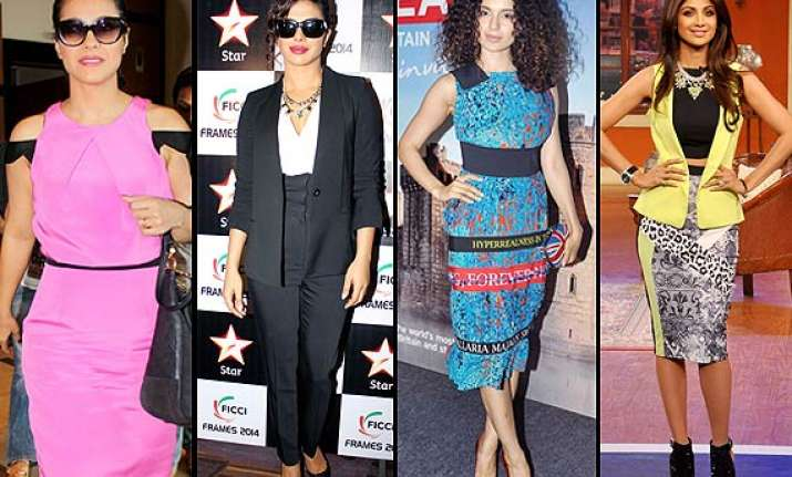 kangana priyanka shilpa...bollywood babes who turn horrible