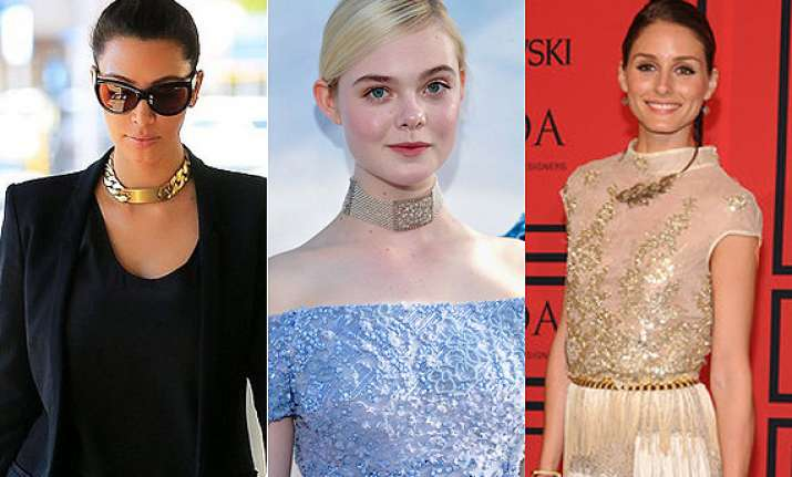 jewellery trend 2014 chokers see pics
