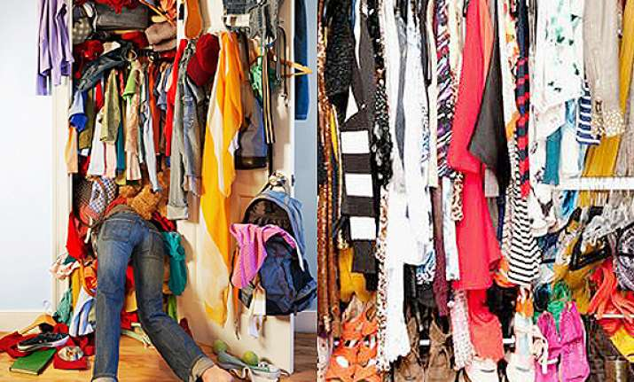 five reasons for clinging onto clothing clutter see pics