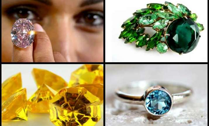 know how gemstones can make you look chic see pics