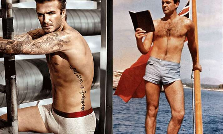 david beckham s swimwear range inspired by james bond view