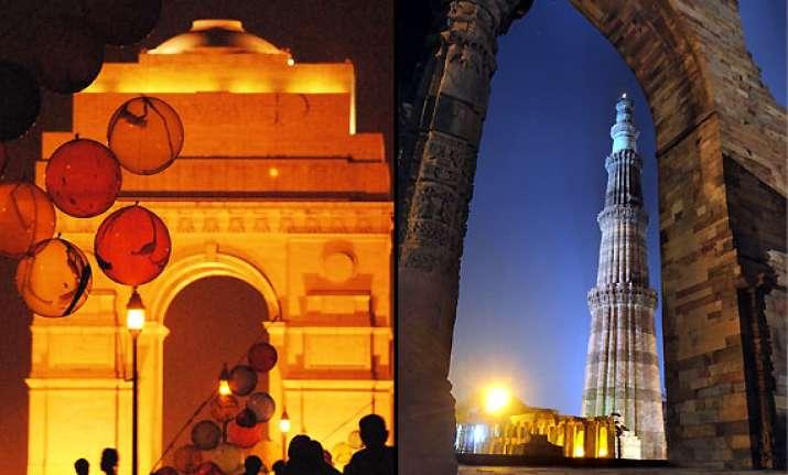 qutub minar lal quila and other delhi monuments just a