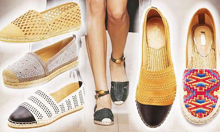 summer shoe trend 2014 espadrilles see pics