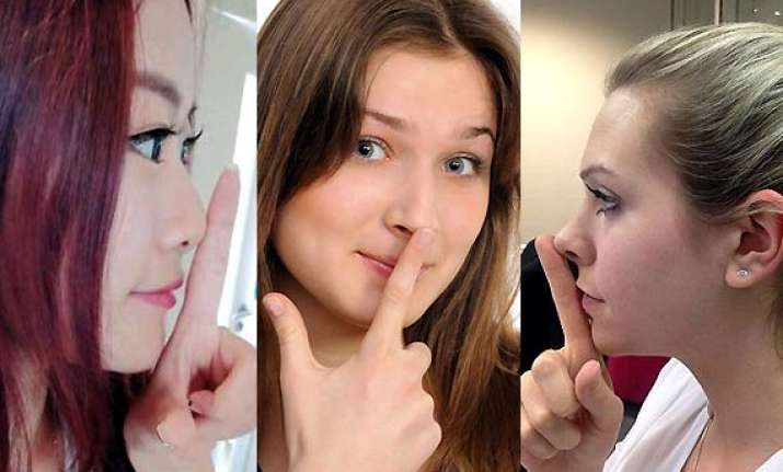 are you beautiful simple finger test to prove your beauty