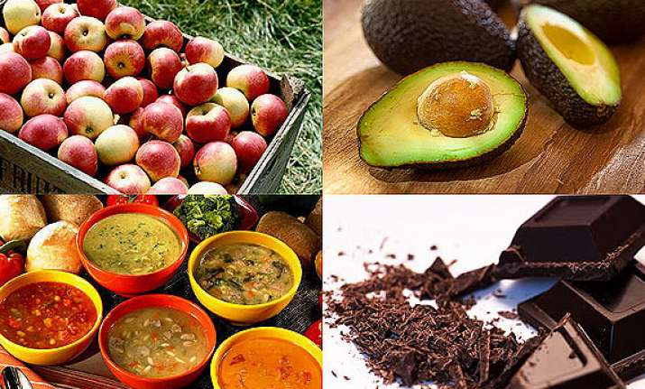 food items to keep you fuller fit see pics