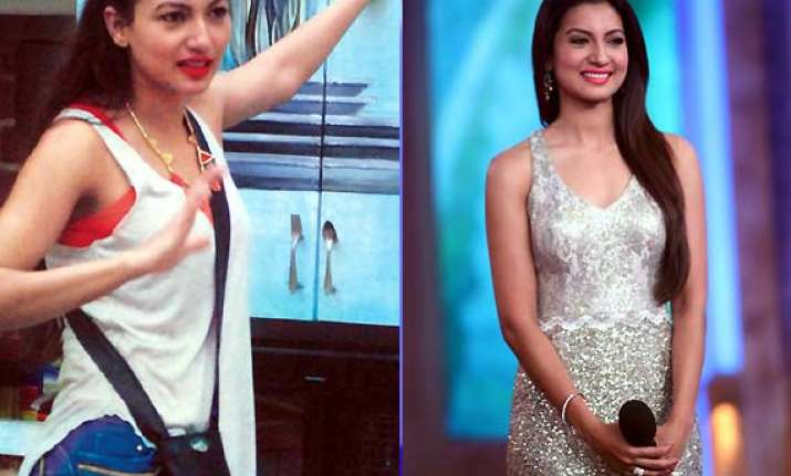 gauahar khan s glamorous on screen avatars so far...
