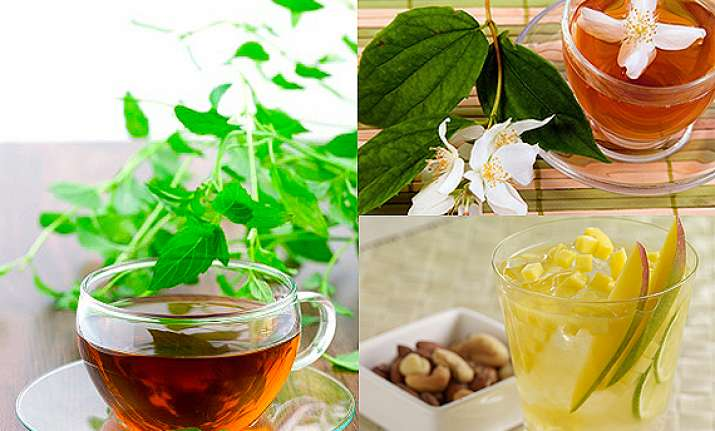 flush out toxins with green tea this summer see pics