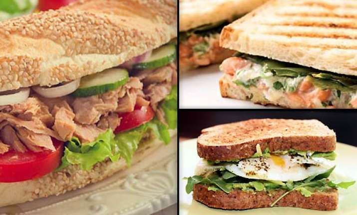quick recipe how to make sandwiches healthier see pics