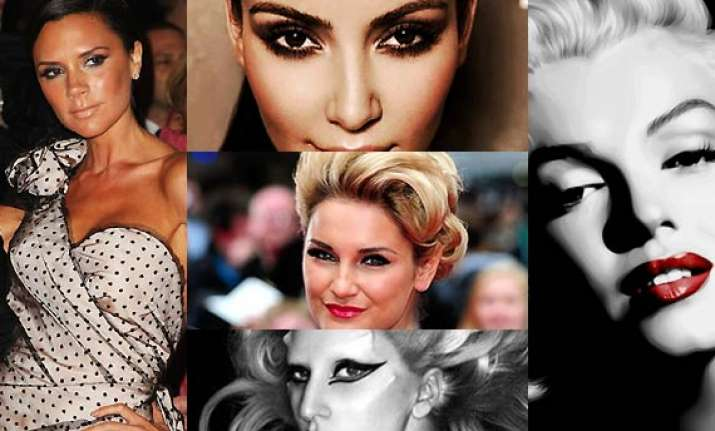 world s top five iconic beauty trends see pics